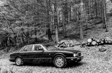 Jaguar Sovereign 4.0 (1995)