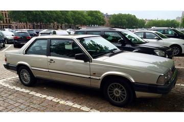 In het wild: Volvo 780 (1989)