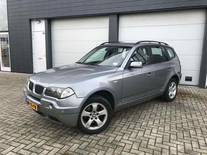 BMW X3 2.0i Executive (2006)