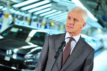 Müller (VW): heropleving diesels