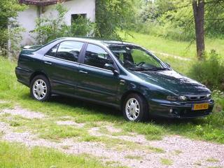 Fiat Marea 2.0 20V HLX (2000)