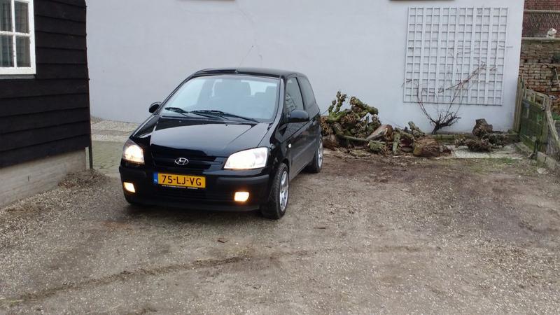 Hyundai Getz 1.3i GLS (2003)