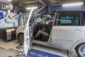 Lancia Musa 1.4 16V - Op de Rollenbank