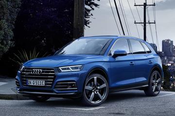 Audi Q5 55 TFSI-e beter belicht