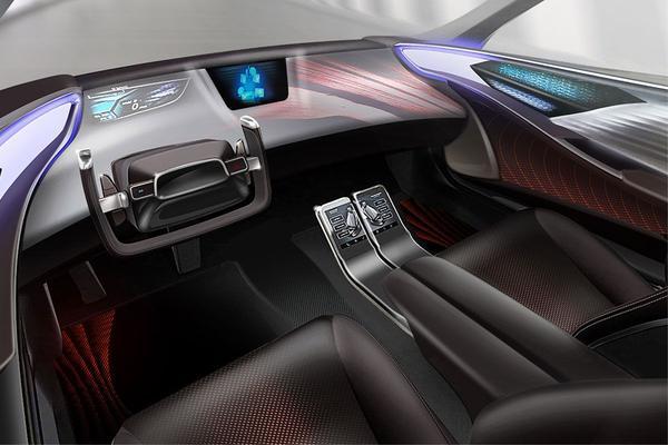 Toyota Boshoku presenteert interieurconcept op CES