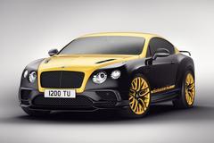 Bentley Continental 24 knipoogt naar GT3