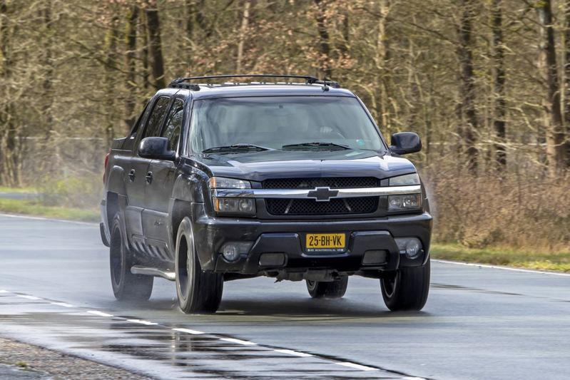 Chevrolet Avalanche 5.3 1500 – 2003 – 445.227 km - Klokje Rond
