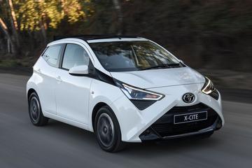 Toyota Aygo ook als Cabrio beschikbaar