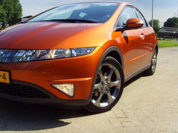 Honda Civic 1.4i DSi Sport (2008)