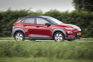 Hyundai Kona 39 kWh heeft prijskaartje