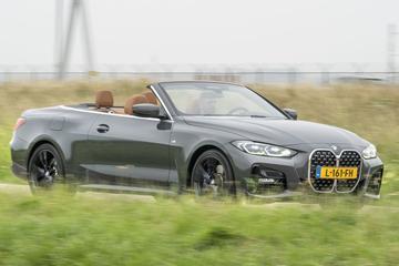 BMW 4-serie Cabriolet - Eerste Rijtest