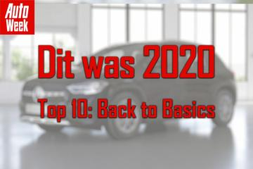 Top 10 van 2020: Back to Basics