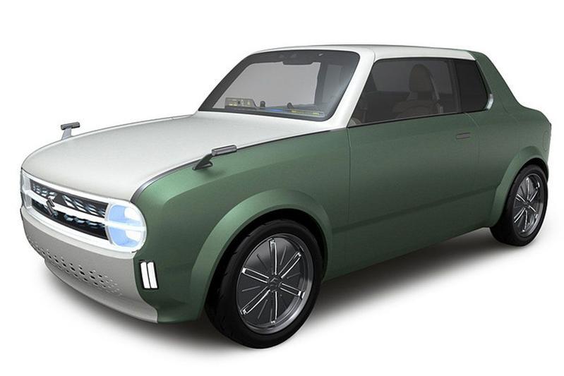 Suzuki Waku Spo en Hanare Concept