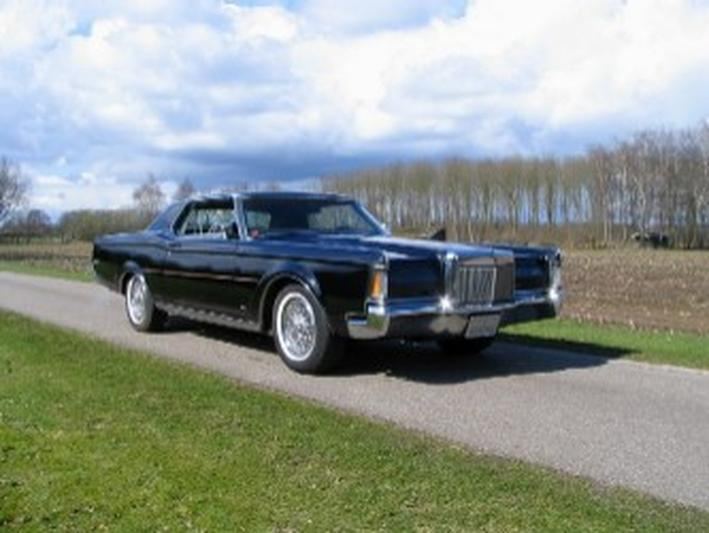 Lincoln Continental Mark III (1971)