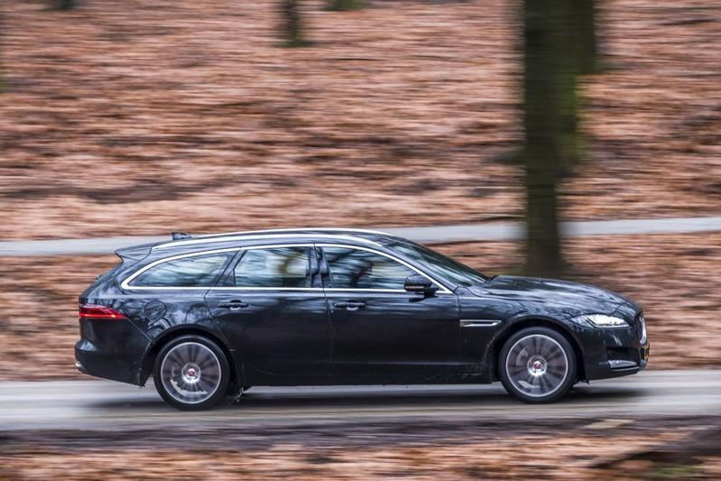 Jaguar XF Sportbrake 25t Portfolio (2018)