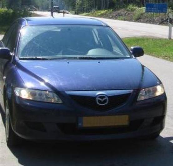 Mazda 6 Sport 2.0 CiTD 120pk Touring (2003)