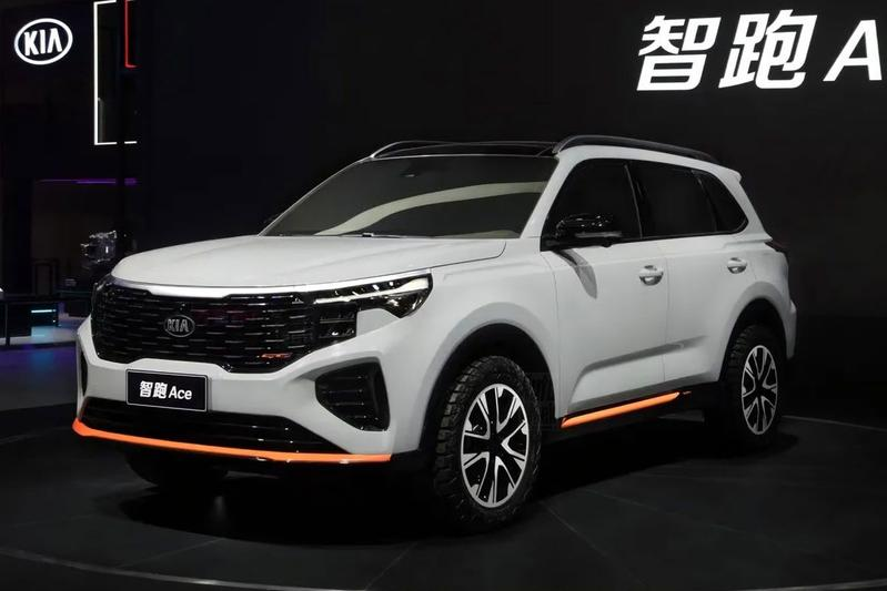 Kia Sportage Ace (China, 2020)