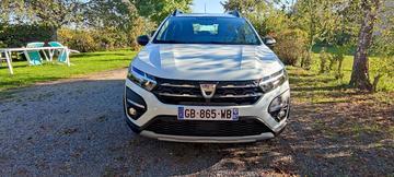 Dacia Sandero TCe 100 Bi-Fuel Stepway Essential (2021)