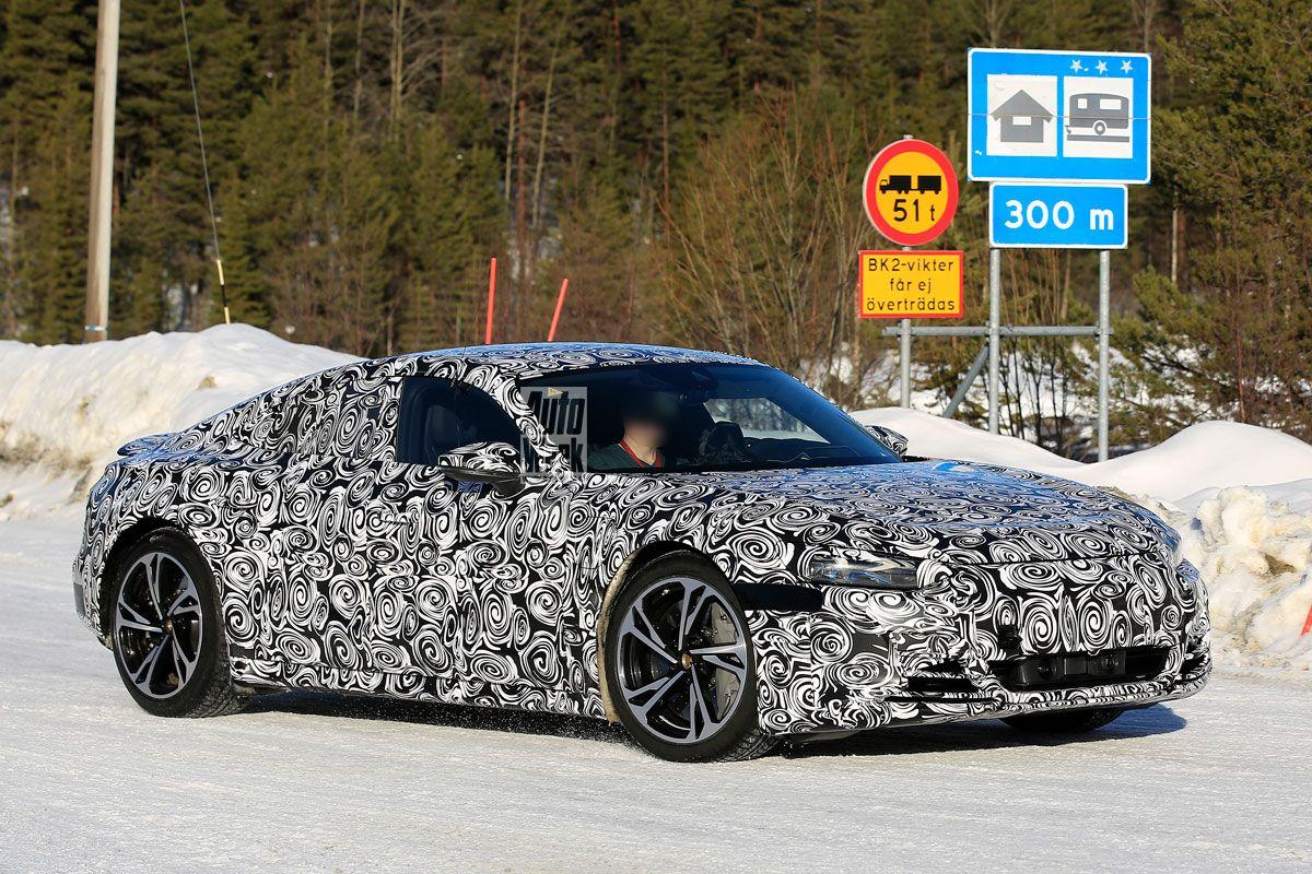 2021 - [Audi] E-Tron GT Xs4yb1zbi2nz