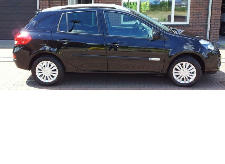 Renault Clio Estate TCE 100 Collection (2012)
