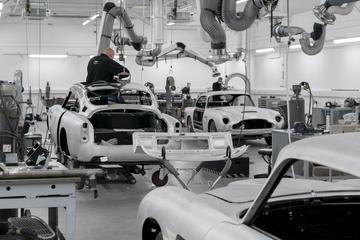 Aston Martin bouwt na 55 jaar weer nieuwe DB5's