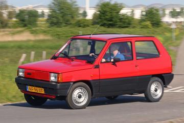 Fiat Panda - Wat verklaart het succes van de oer-Panda?