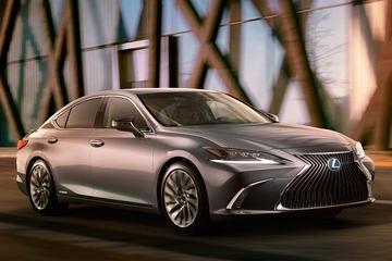 Bevestigd: nieuwe Lexus is ES