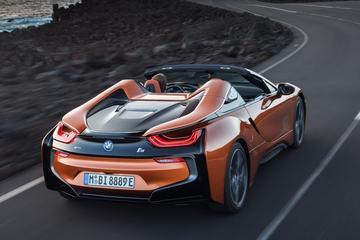 Vernieuwd en uitgebreid: BMW i8 én i8 Roadster!