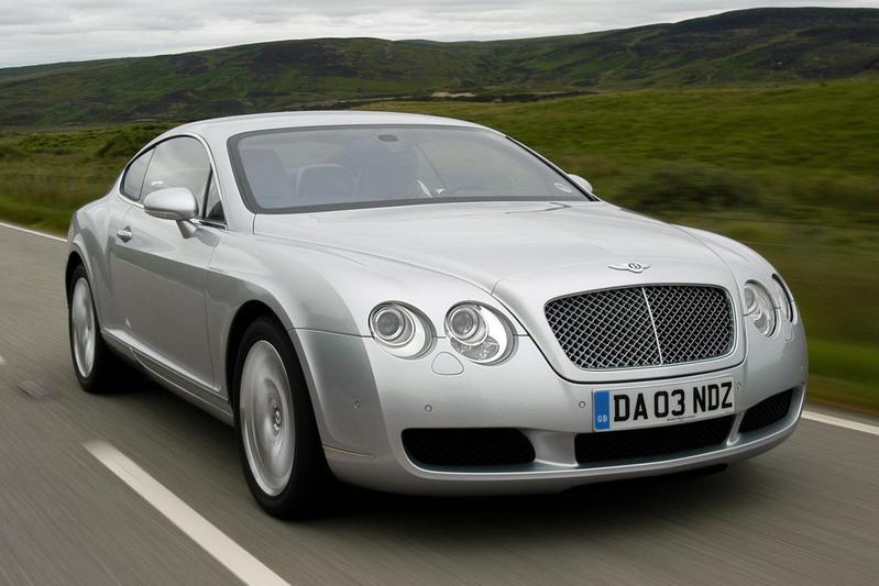 Bentley Continental GT (2002)