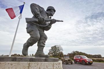 Met 75 jaar Jeep-geschiedenis over La Voie de la Liberté