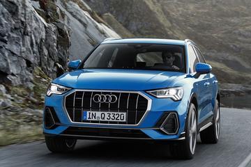 Dít is de nieuwe Audi Q3