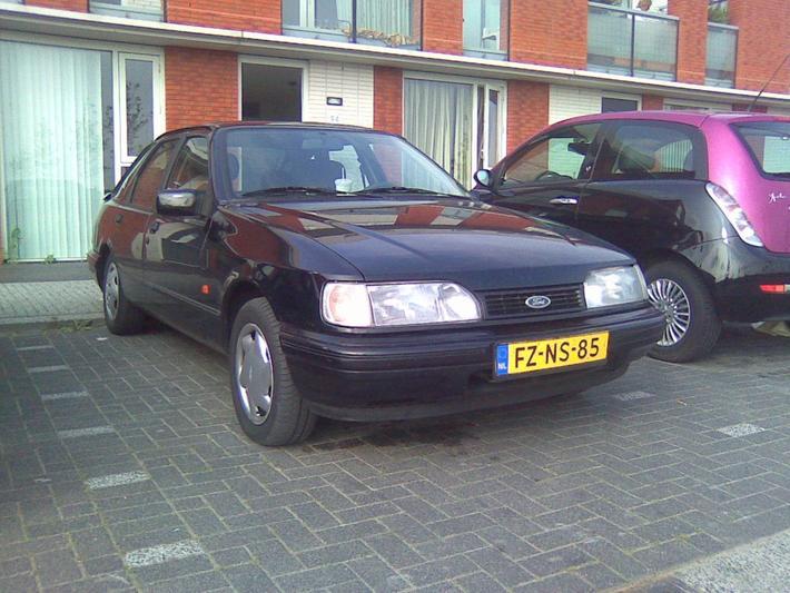 Ford Sierra 2.0i CLX (1993)