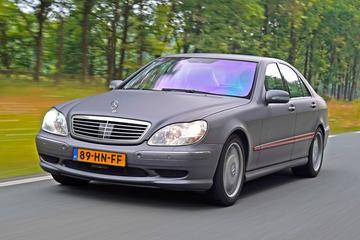 Mercedes-Benz S55 AMG - 2001 - 284.895 km - Klokje Rond