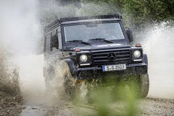 Mercedes-Benz: oude G mag nog even mee
