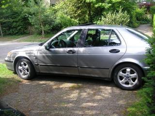 Saab 9-5 3.0 V6 t SE (2001)