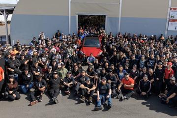 Tesla bereikt historische mijlpaal met miljoenste auto