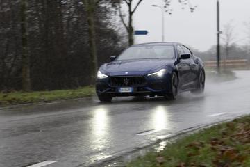 Maserati Ghibli Trofeo - Achteruitkijkspiegel