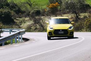 Suzuki Swift Sport - Rij-impressie