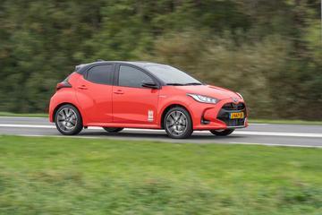 Test: Toyota Yaris 1.5 Hybrid