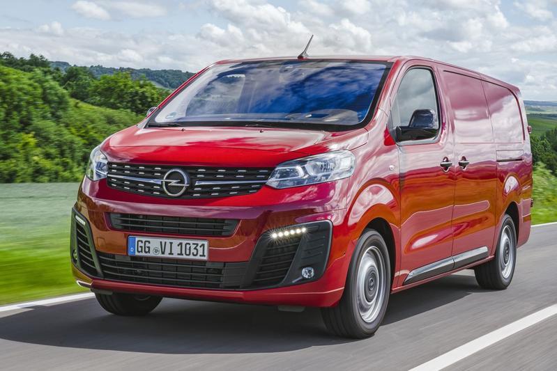 Opel Vivaro - Eerste Rijtest