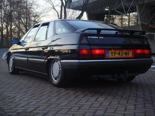 Citroën XM V6 Ambiance (1990)