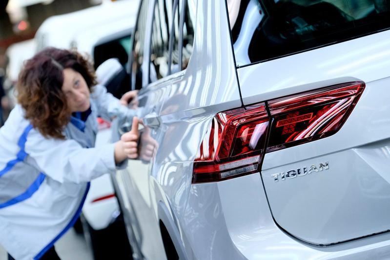 Volkswagen productie locatie fabriek