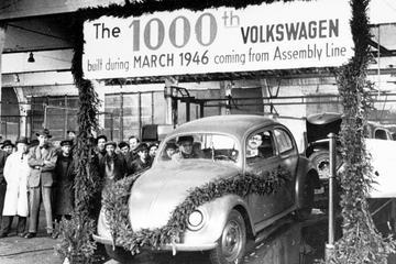 De Vluchtstrook: De Britten en het naoorlogse Volkswagen