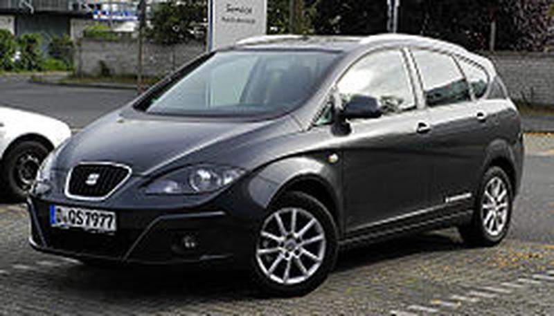 Seat Altea XL Stationwagon 1.2 TSI Ecomotive Businessli (2011)