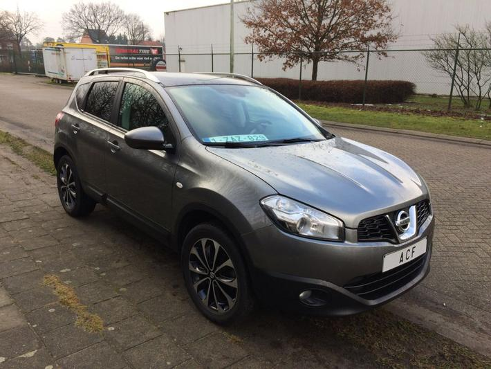 Nissan Qashqai 1.5 dCi Connect Edition (2011)