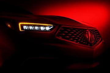 Update voor Acura TLX op komst