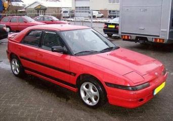 Mazda 323 F 1.6i GLX (1993)