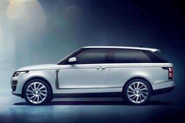 Exclusief: Land Rover Range Rover SV Coupé