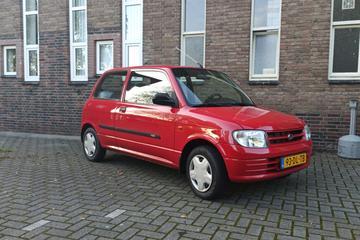 Daihatsu Cuore XTi-12V (1999)