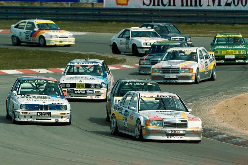 De gaafste DTM-auto's uit de gloriejaren